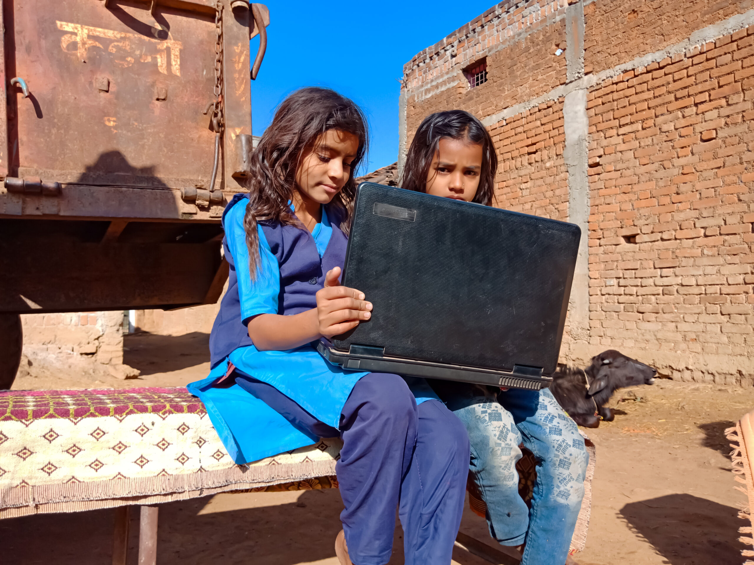 India girls laptop